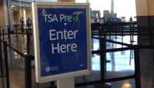 TSA Pre-Check at Huntsville International Airport (HSV)